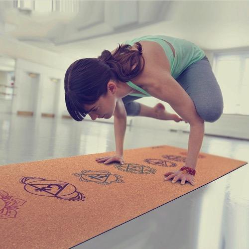 yogamatta kork