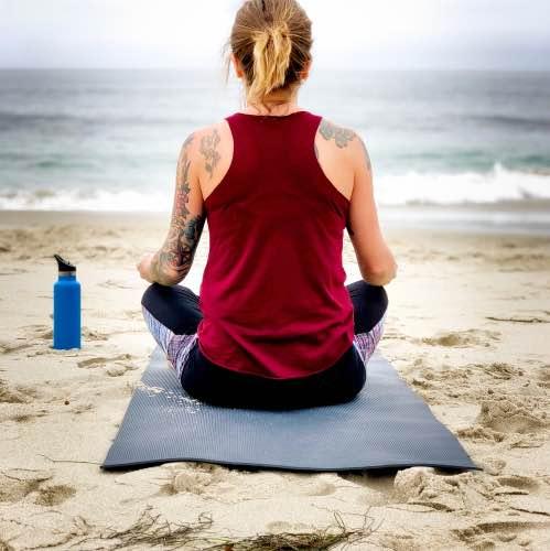 yogamatta resa